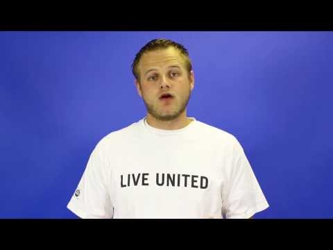 Hear from our volunteer... What does our local United Way mean to him?