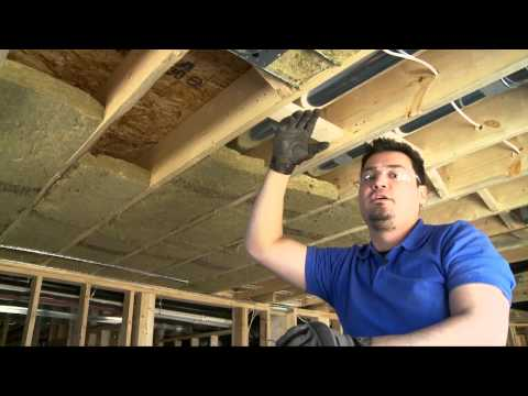 Insulating & Soundproofing around Pot Lights or Recessed Lighting