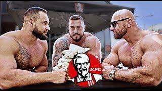 Kdo sní víc KFC Twisterů?