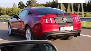 Joel Fletcher & Tom Clayton   BANG! #Ford #Mustang Video Music