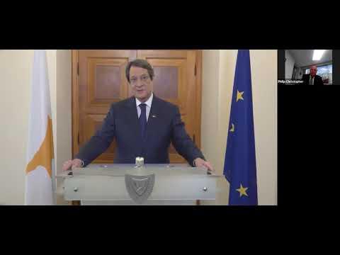 Image of Cyprus 60th Anniversary Virtual Celebration - September 30, 2020