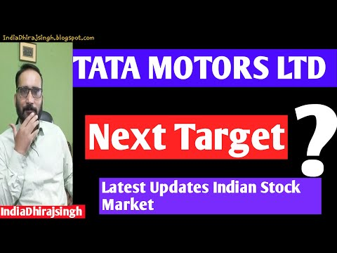 WHAT IS THE NEXT TARGET OF TATA MOTORS ? TATA MOTORS RAISES UP TO 500cr INDIAN STOCK MARKET