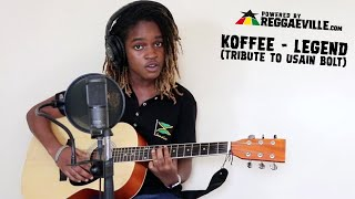 Gambar cover Koffee - Legend (Tribute to Usain Bolt) [2017]