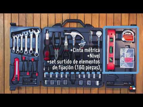 Un completo set de herramientas
