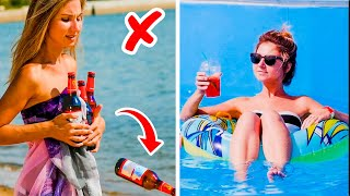 34 SUMMER FOOD HACKS FOR A BEACH PARTY