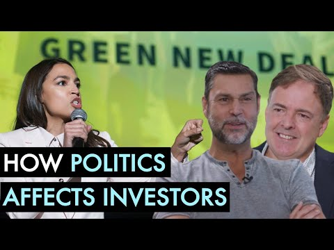 The Increasing Importance of Politics in Investing (w/ Larry McDonald and Raoul Pal)