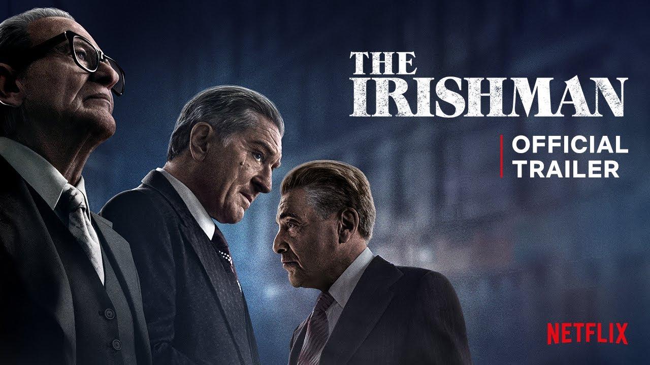 The Irishman (Official Trailer Premiere) thumbnail