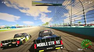 NASCAR Heat 2 Intense Race For Championship