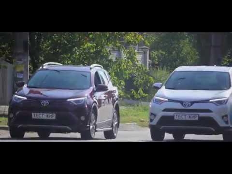 Toyota Rav 4 Hybrid Паркетник класса J - рекламное видео 5