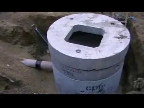CPM Perfect Manhole Installation