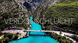 South France - Verdon Canyon / Côte d'Azur