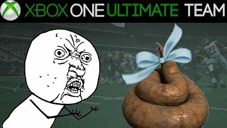 BOO BOO GIFT TROLL??? - Madden 15 Pack Opening | MUT 15 Frost Pack Opening