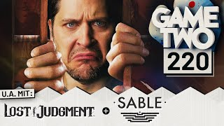 Lost Judgment, Guardians of the Galaxy, Sable | GAME TWO #220