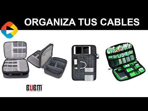 Organizar cables y accesorios - DonGregorioYJack