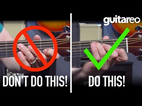 Effective Tips for the C Guitar Chord