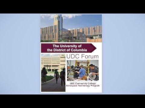 UDC Forum: Aerospace Technology Program - YouTube