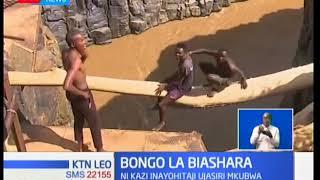 Bongo la biashara: Kijana anayeokoa miili iliyozama kwenye vidimbwi