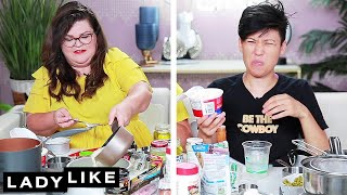 We Competed To Make The Best Meat Jello • Ladylike