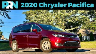 2020 Chrysler Pacifica Touring Full Tour & Review