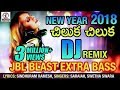 New Year 2018 DJ REMIX | Chiluka Chiluka Song | Lalitha Audios And Videos video download