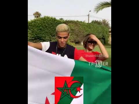 123 Viva Algerie 🇩🇿🇲🇦 maroc  khawa khawa