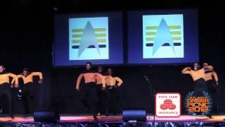 Alpha Phi Alpha WIN 2012 Atlanta Greek Picnic step show
