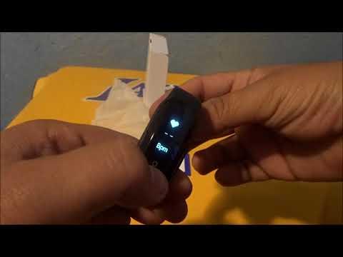 MPOW D6 inteligente rastreador de ejercicios de ritmo cardíaco del sueño Monitor