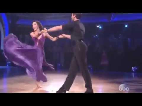 Part-2- FINALE  Meryl Davis & Maks- Foxtrot-Cha Cha -Fusion-DWTS-18