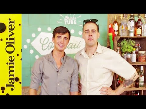 As LIVE from the Network | Donal & Simone | Drinks Tube Cocktail Request