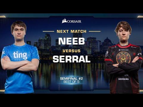 Neeb vs Serral PvZ - Semifinals - WCS Fall 2019 - StarCraft II