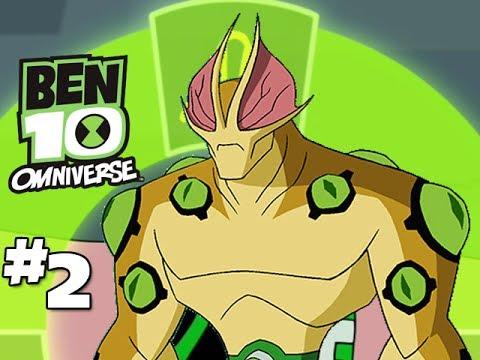 BEN 10 Omniverse Gameplay Walkthrough - Part 2 (HD With Blitzwinger)
