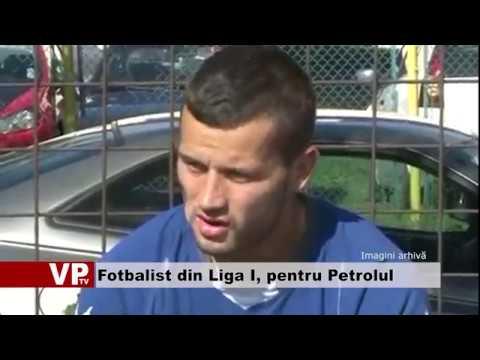 Fotbalist din Liga I, pentru Petrolul