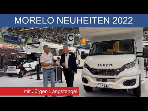 MORELO Neuheiten 2022 mit Jürgen Langstengel