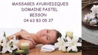 Le massage ayurvédique