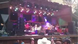 John Fogerty - Paradise - Telluride Bluegrass 2012