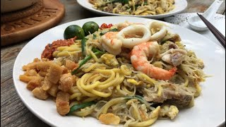 Super Easy Singapore Fried Hokkien Noodles 新加坡福建炒面 Fried Prawn Mee • Chinese Noodle Recipe