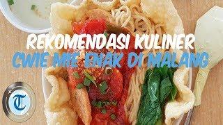 8 Cwie Mie Enak di Malang, Ada yang Pakai 60 Biji Cabai Rawit