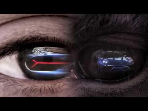 Lamborghini Asterión Concept
