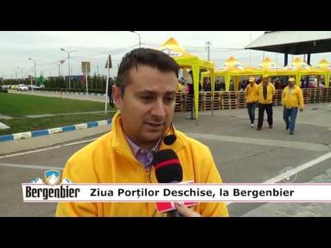Ziua Porților Deschise, la Bergenbier