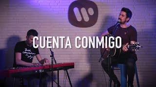 Alex Ubago - Cuenta Conmigo (Warner Music Café)