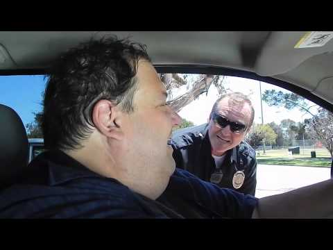 Brad Grunberg, The GetDismissed Man - Busted By The Police July 14, 2015