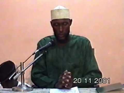 Sheikh Awwal Albany Zaria (Haila 1)