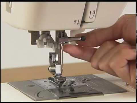 Універсальна відеоінструкція для швейних машинок BROTHER