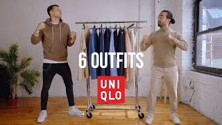 Uniqlo Style Challenge With Tim Dessaint | Mens Fashion Outfit Inspiration