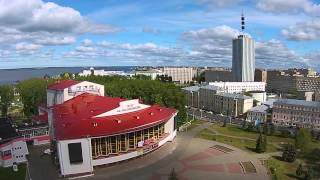 Arkhangelsk, Russia, Summer 2014