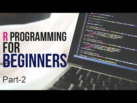 Learn R Programming For Beginners | Part 2 | Eduonix