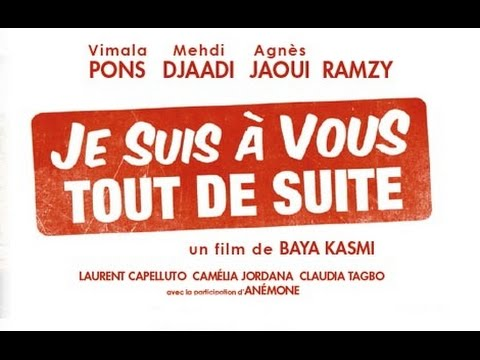 Je suis à vous tout de suite Le Pacte / Karé Productions / Delante Films