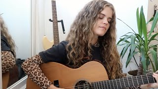 the 1 - taylor swift acoustic cover