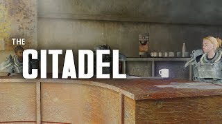 The Full Story of Fallout 3 Part 10: The Citadel - Lyon's Pride, & The Brotherhood of Steel's HQ