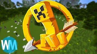 Top 10 Best Minecraft Challenges!